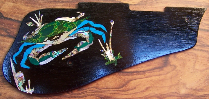 Custom Inlay,Guitar Inlay,Shark Inlay,Control Plate, Pick Guard