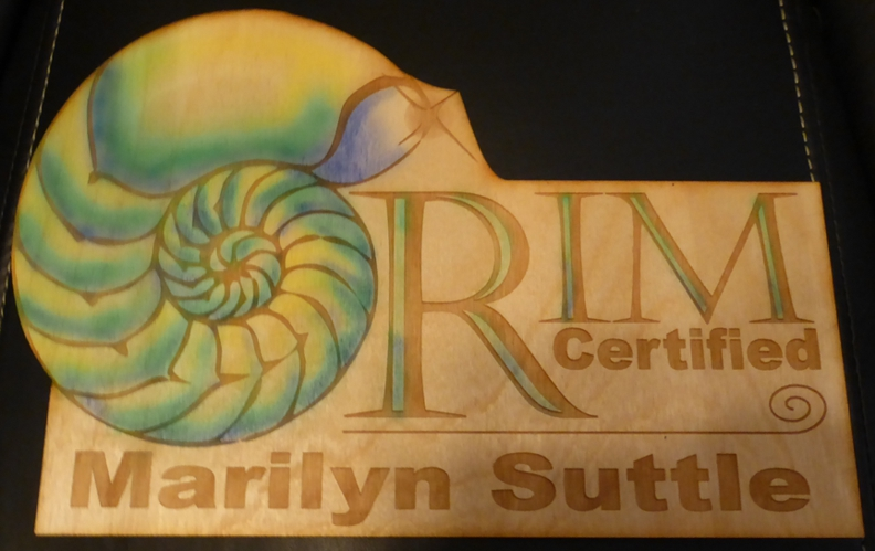 Airbrush,Sign Art,Lasher Etching,Shark Inlay,Airbrushed,Marilyn Suttle,Rim