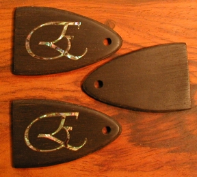 GMW Guitars Truss Rod Covers