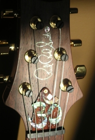 Paul Reed Smith ( PRS ) Custom Om Truss Rod Cover