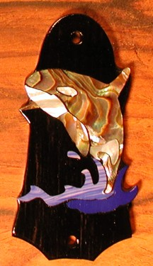 Taylor Orca Truss Rod Cover