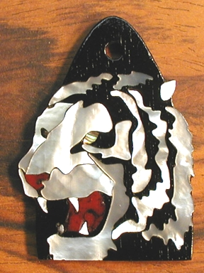 PRS Paul Reed Smith Truss Rod Cover,Guitar Inaly,Custom Inlay